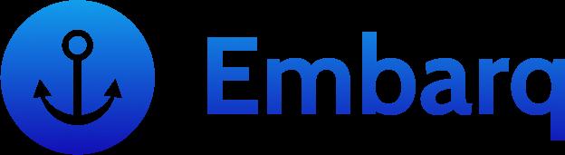 Logo bleu